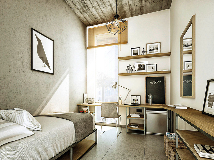 Student housing: is there room for more?